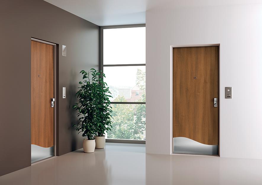 porte blindate a cordenons. | l'infisso - Porte In Legno Di Design Di Alta Sicurezza